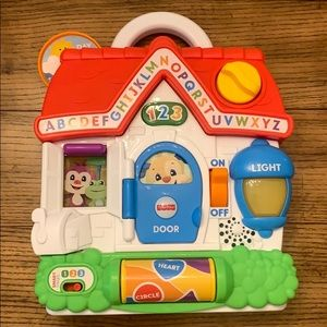 Fisher-Price Laugh & Learn Busy Activity Home